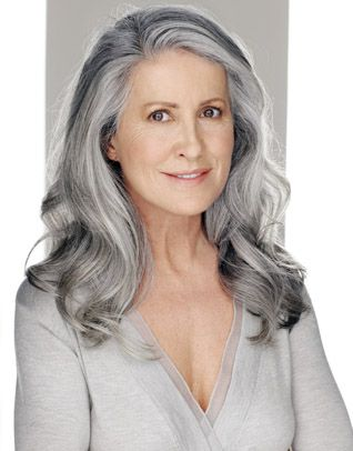 25 Best Ideas About Long Gray Hair On Pinterest Long Silver