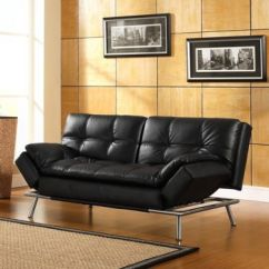 Living Room Ideas With Brown Couch Small Tv In Corner Costco: Belize Black Bonded Leather Euro Lounger | Office ...