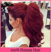 human hair glueless full lace wigs