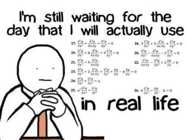 Why do we learn Algebra, where is it used in everyday life