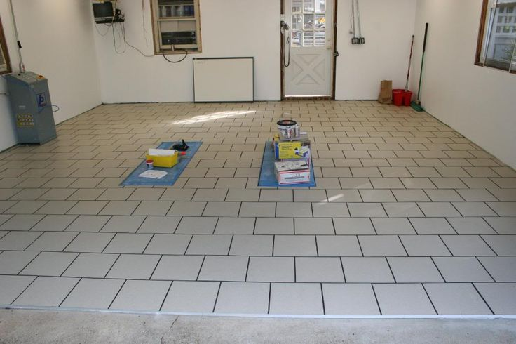 10+ images about Garage tile on Pinterest