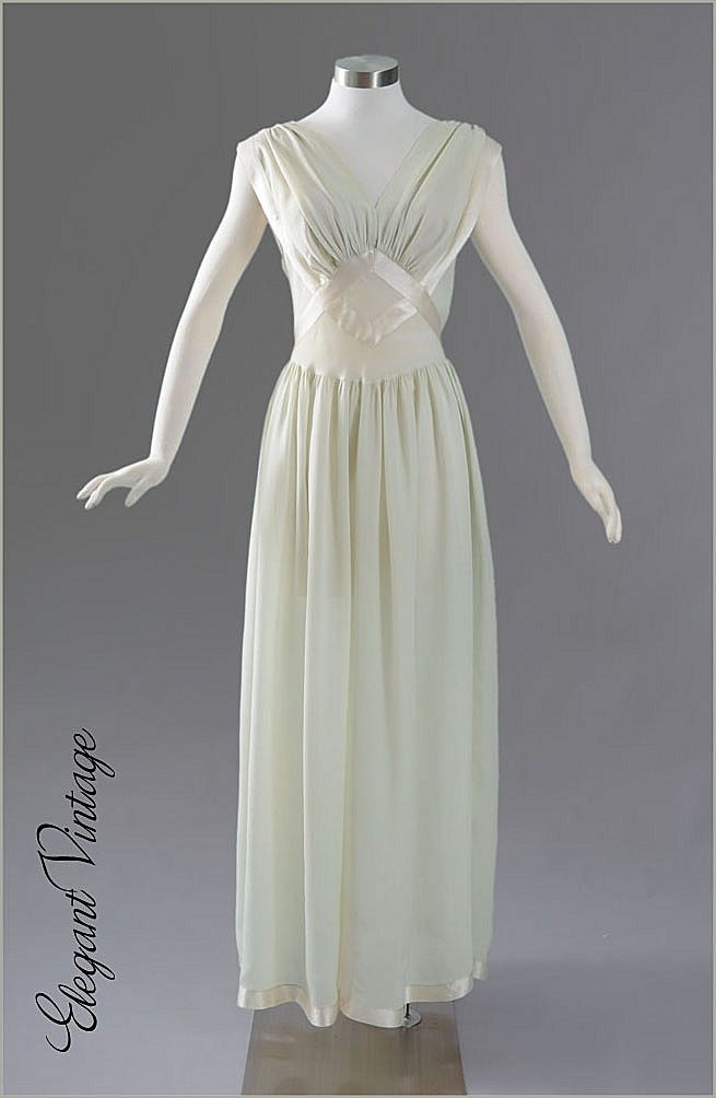 1000 Images About 1940s Nightwear On Pinterest Vintage