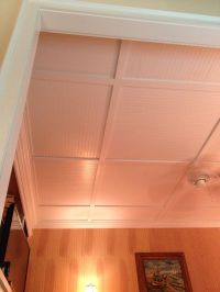 Beadboard ceiling in kitchen | For the Home | Pinterest ...