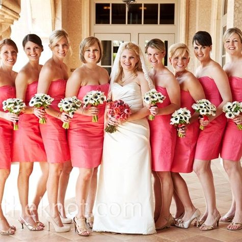 Bridesmaid Hairstyles For Strapless Dresses Bridesmaid Hair