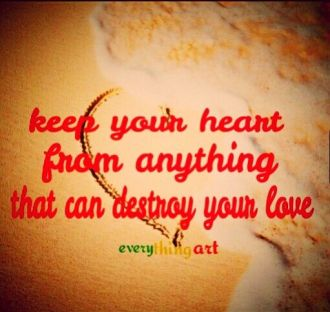 Image result for keep your heart clean