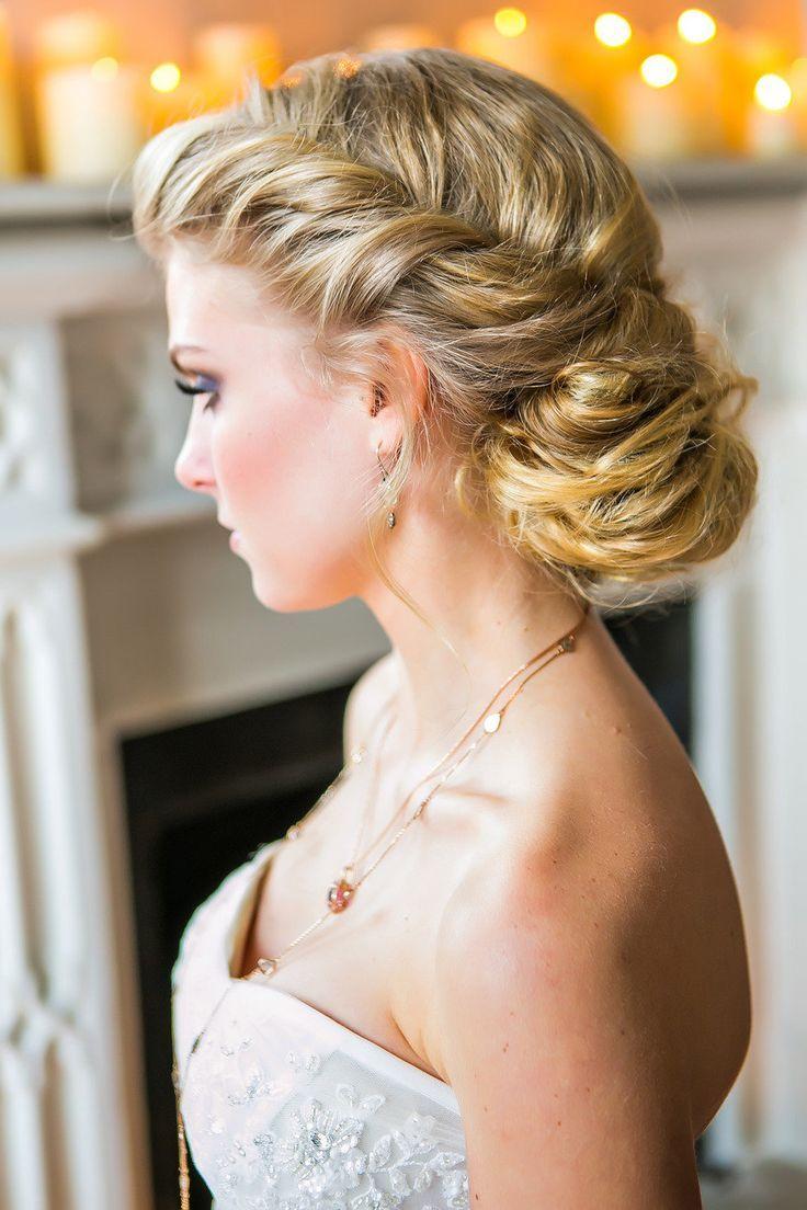 Les 243 Meilleures Images à Propos De Wedding Hairstyles Sur
