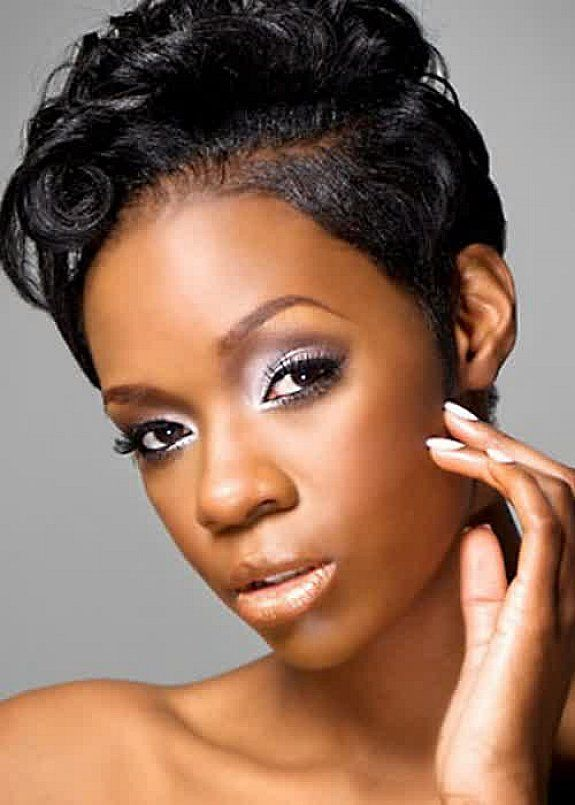 Image result for african american hairstyles for short