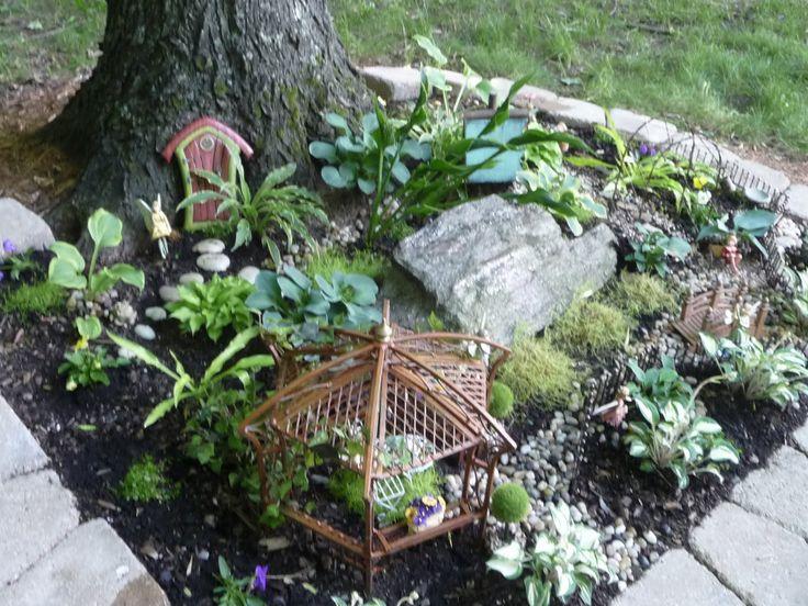 129 Best Images About Fairy Tale Garden On Pinterest Gardens