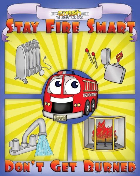 Smokey Posters Fire Bear Prevention
