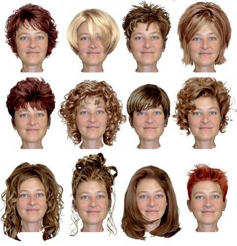 25 Best Ideas About Virtual Hair Makeover On Pinterest Winter