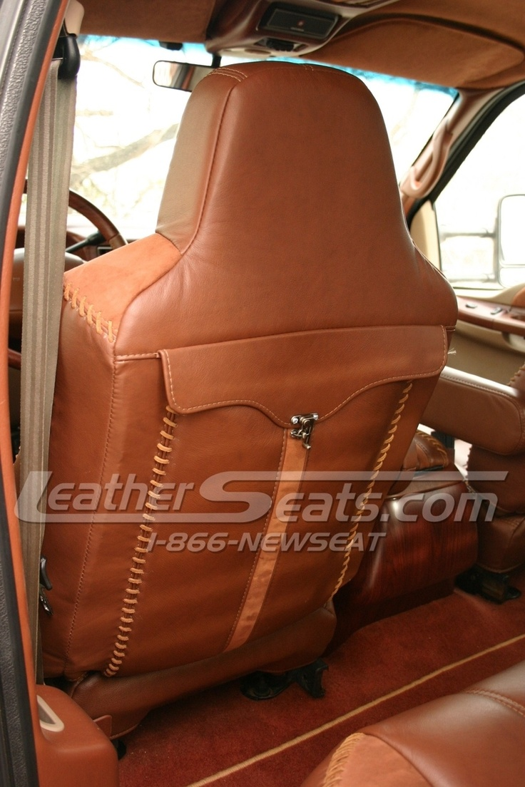 King Ranch Style Truck Interior Conversion  Products I Love  Pinterest  Truck interior King