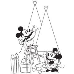 44 best images about Disney Coloring / Activity Pages on