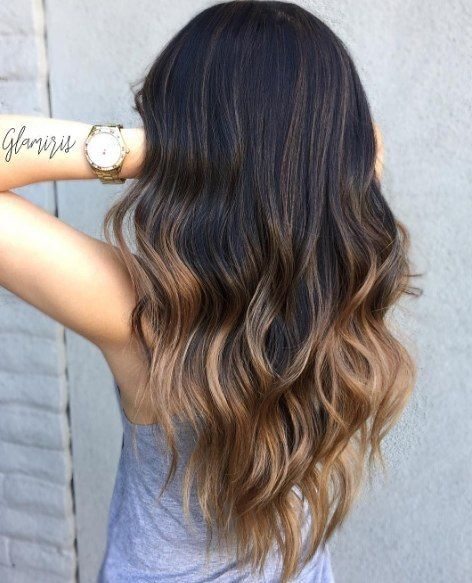 25 Best Ideas About Dark Ombre Hair On Pinterest Brunette Ombre