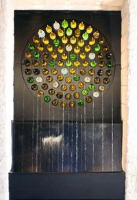 1256 best images about Reciclando Botellas de Cristal on ...