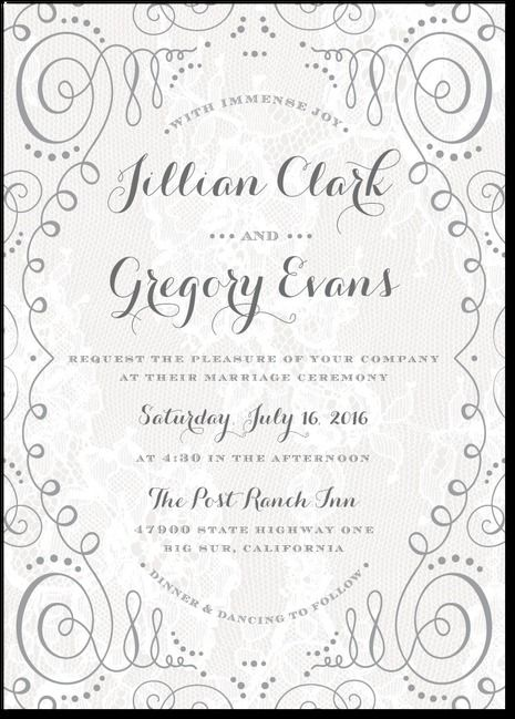 1000 Ideas About Wedding Invitation Fonts