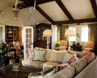 French country family room | Design: Favorite Rooms ...