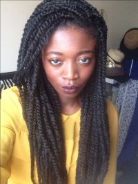 Marley twists/ Havana twists | Braids and Twists ...