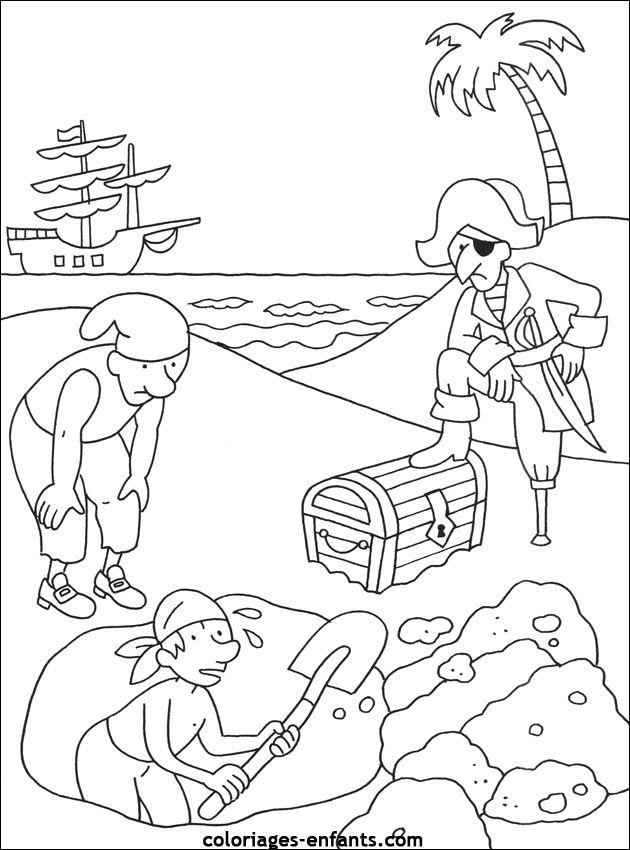 79 best images about Piraten Kleurplaten on Pinterest