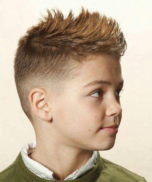 Best 25 Kids  hairstyles  boys ideas on Pinterest Boy