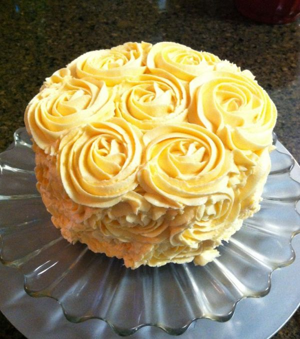 151 Best images about Flower Cakes on Pinterest Pink