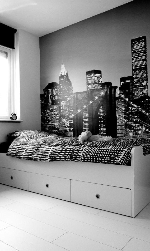 25 beste ideen over Tiener slaapkamer op Pinterest