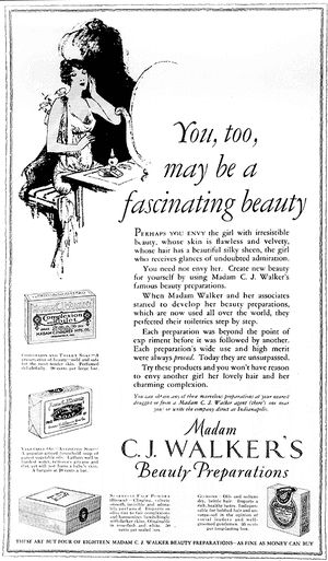 1000+ images about Madame C.J. Walker on Pinterest