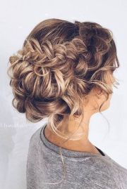 ideas prom hair