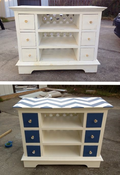 17 Best images about Furniture Decoupage and Designs on