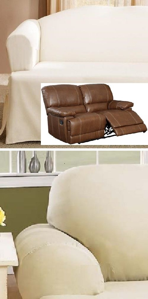 club chair slipcovers t cushion covers jysk 17 best images about slipcover 4 recliner couch on pinterest | taupe, black suede and love seat