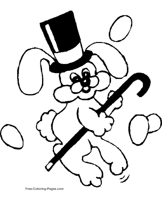 1000+ ideas about Bunny Coloring Pages on Pinterest