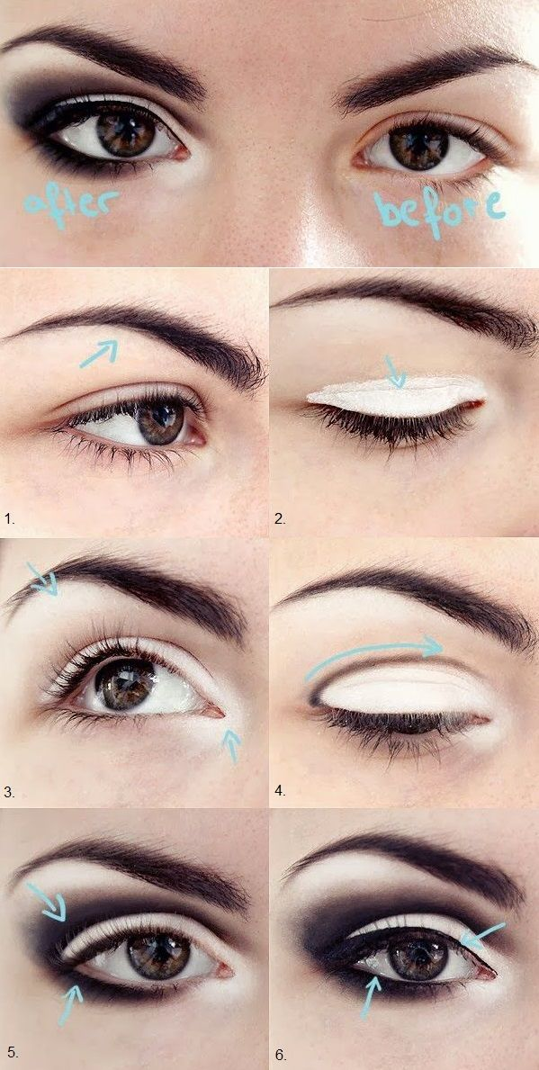 Best Way To Do Your Eye Makeup | Decorativestyle.org