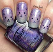 ideas cat nails