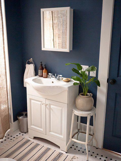 25 Best Ideas About Blue White Bathrooms On Pinterest Blue Kitchen Tile Inspiration Blue