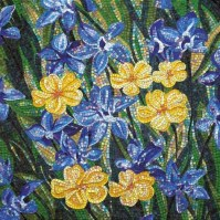 Top 25 ideas about SICIS Flower Power Mosaic Collection on ...