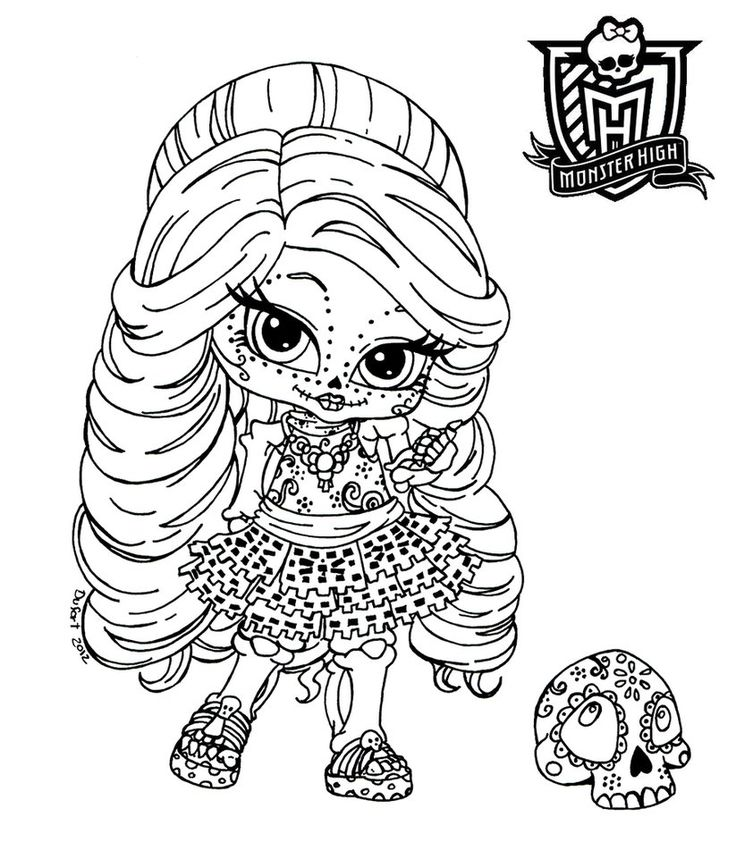monster high coloring pages #coloringpages #kidscoloring #
