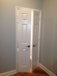Narrow double doors | Bathroom ideas | Pinterest | Doors ...