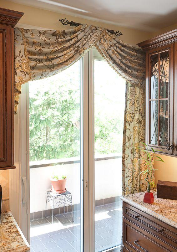 25 Best Ideas About Sliding Door Curtains On Pinterest Sliding