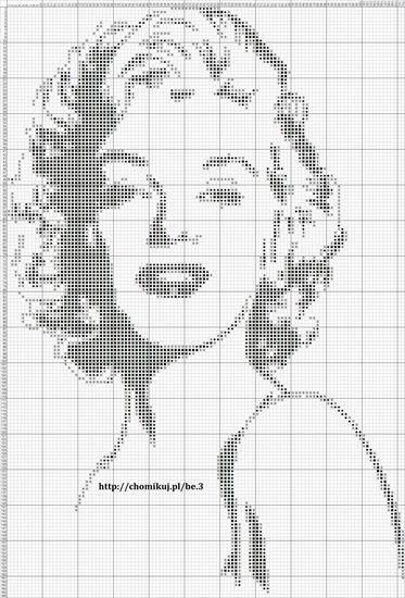 346 best Celebrities cross stitch images on Pinterest