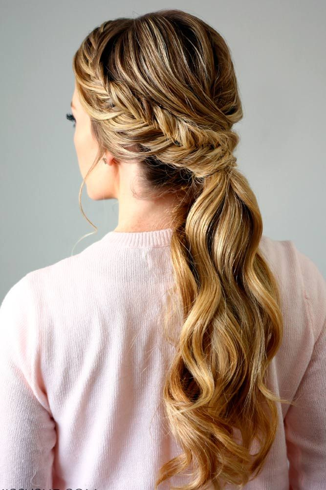25 Best Ideas About Cute Ponytails On Pinterest Cute Easy