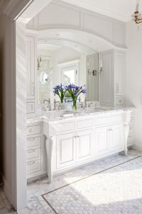 25+ best ideas about White Bathroom Cabinets on Pinterest ...