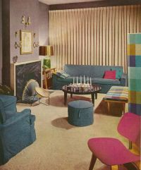 17 Best images about 1960's home decor on Pinterest | Mid ...