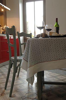 nappe conseils pour bien choisir la taille de sa nappe couture lin