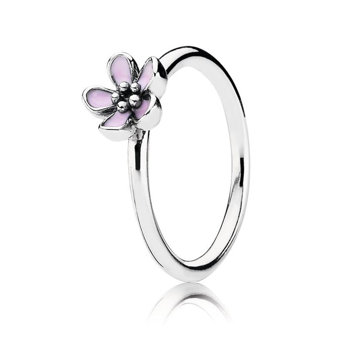 25+ best ideas about Pandora Flower Ring on Pinterest