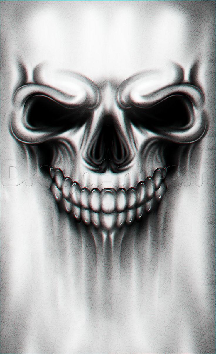 15 Bsta Iderna Om A Skull P Pinterest