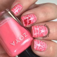 Top 25 ideas about Valentine's Nails on Pinterest | Nail ...