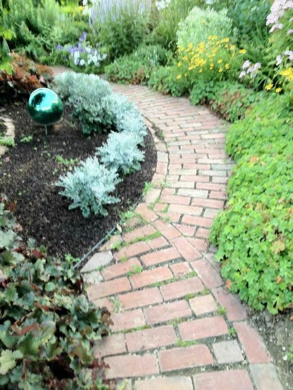 gardening walkways