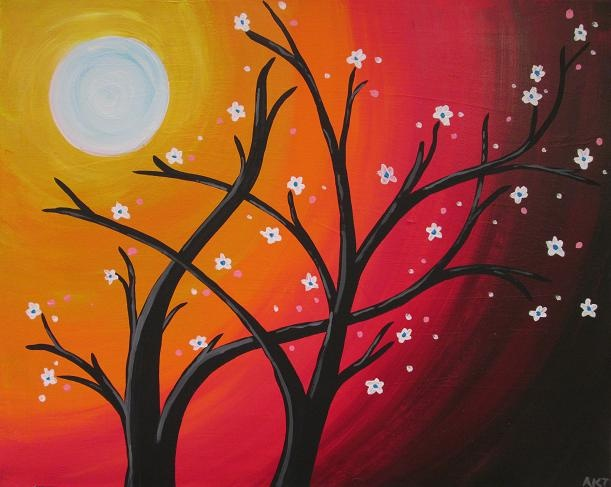 35 best images about Canvas Painting Ideas on Pinterest