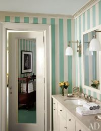 17 Best ideas about Striped Bathroom Walls on Pinterest ...