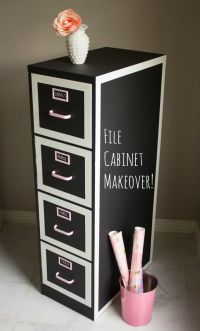1000+ ideas about File Cabinet Makeovers on Pinterest ...