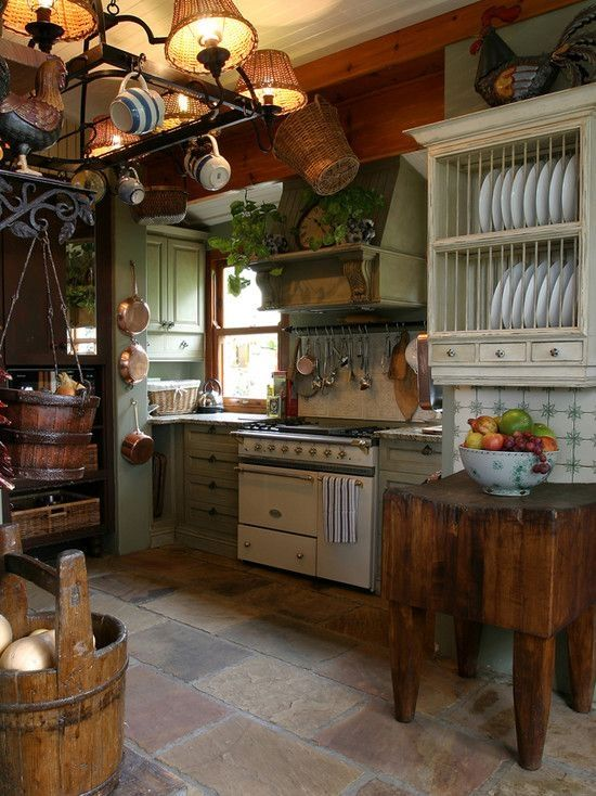 17 Best images about Rustic Country/Farmhouse Kitchens